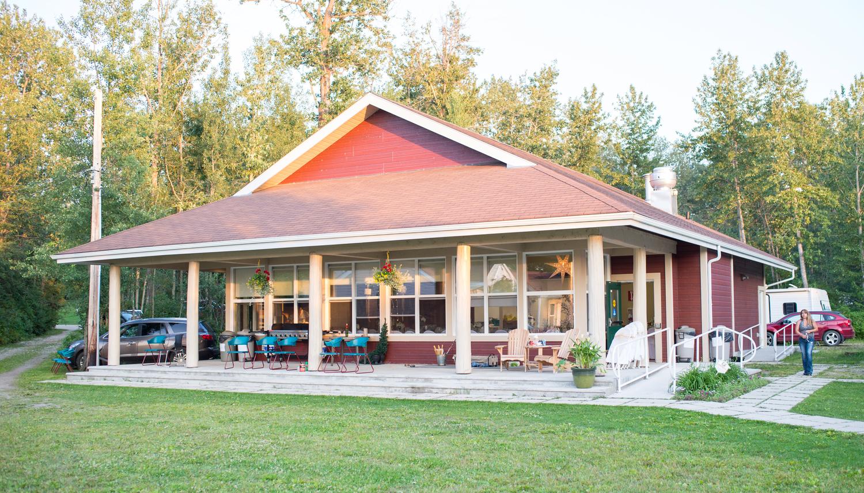 Moonlight Bay Centre's Dining Hall