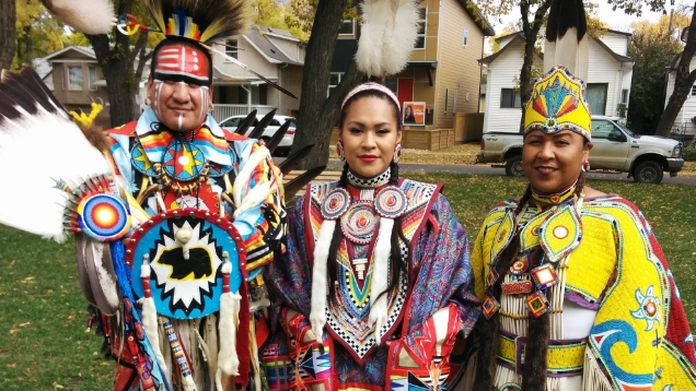 Happy National Aboriginal Day! | Bissell Centre