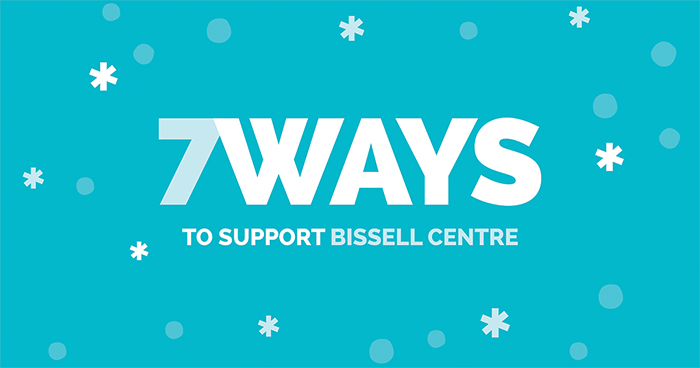 7 ways to support bissell centre
