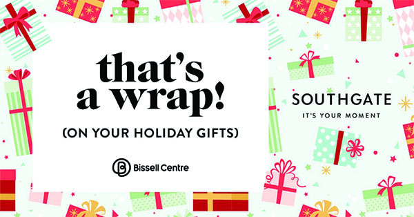 Gift Wrap for Bissell at Southgate